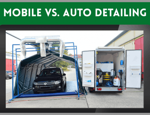 Mobile Detailing vs. Auto Detailing – Which is Best for You?