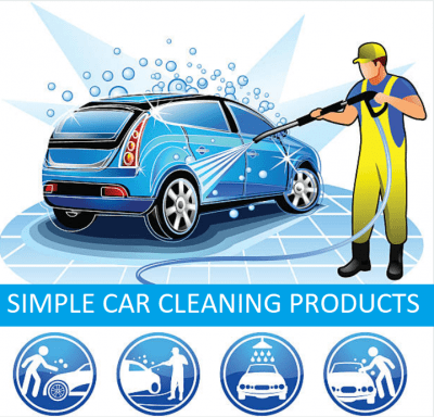 Simple Car Wash Products