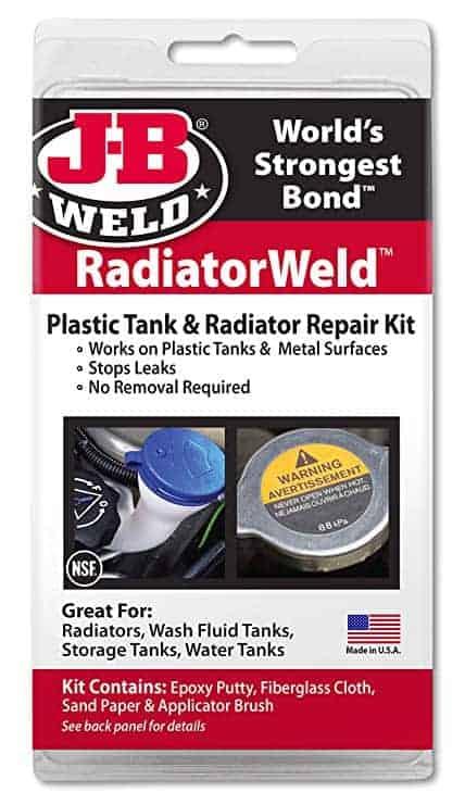 radiator repair kit