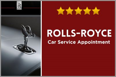 Where to Get Car Service for a Rolls Royce Vehicle