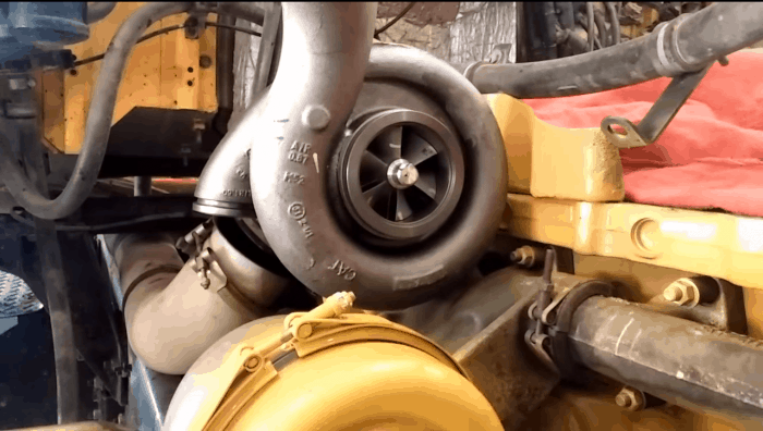Caterpillar C13 Turbocharger