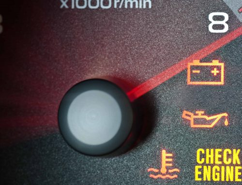 'CHECK ENGINE' light: What does it mean?