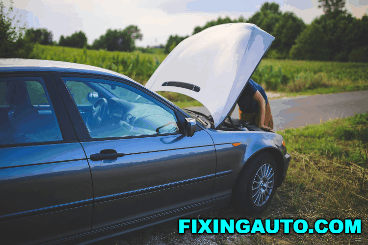 Fixing Auto - The Vehicle Support Guide