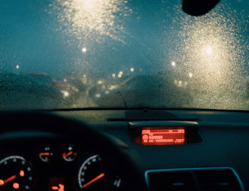 How To Defog a Windshield