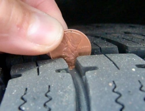 How to Check Your Tire Tread
