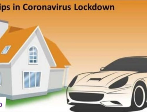 Car Care Tips in Coronavirus Lockdown