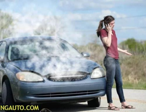 What To Do If Your Vehicle Breaks Down