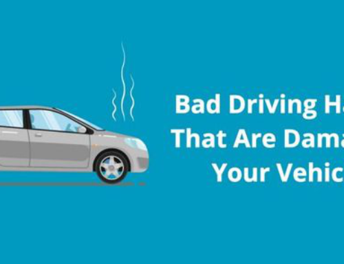 8 Driving Habits That Could Be Causing Damage to Your Car